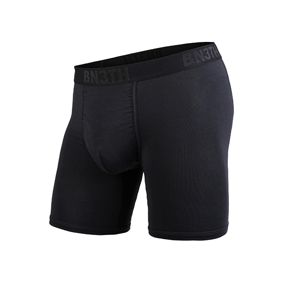 BN3TH(MY PAKAGE)CLASSIC BOXER BRIEF SOLID BLACK/BLACK